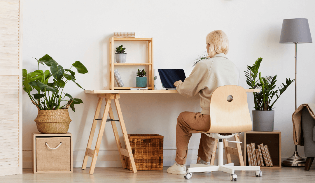 The Importance of an Ergonomic Workspace While Working From Home
